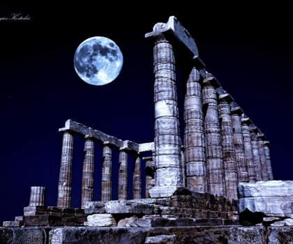 Temple Poseidon Sounion
