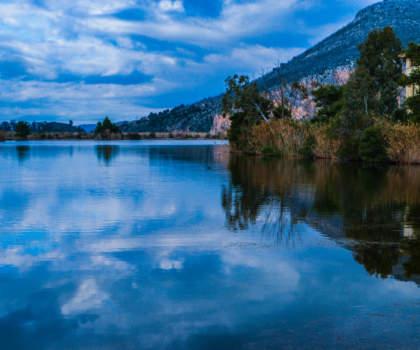 Kaiafa's lake