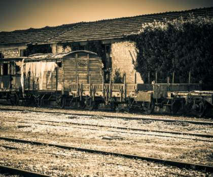 Old vagon