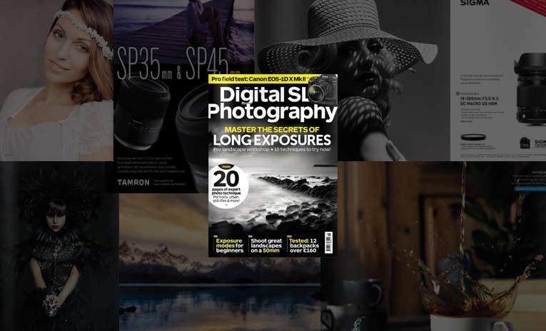 Το νέο τεύχος του Digital SLR Photography είναι online!