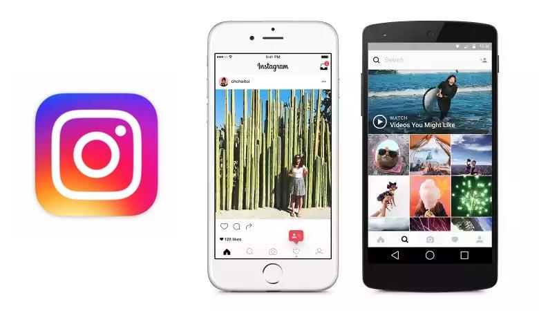 Το Instagram αλλάζει σχεδιασμό!