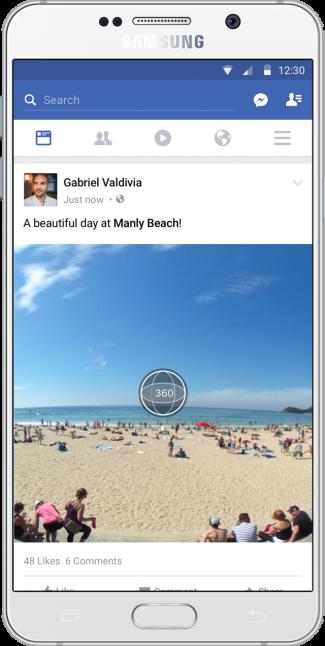 360 photos on facebook