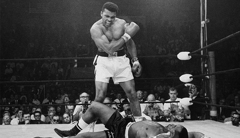 10 εκπληκτικές φωτογραφίες του Muhammad Ali
