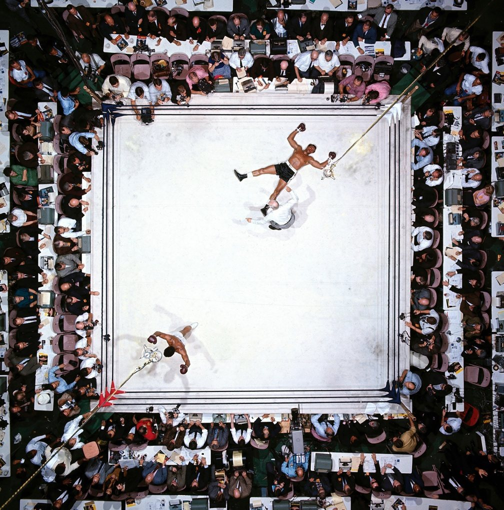 Neil Leifer/Sports Illustrated/Getty Images