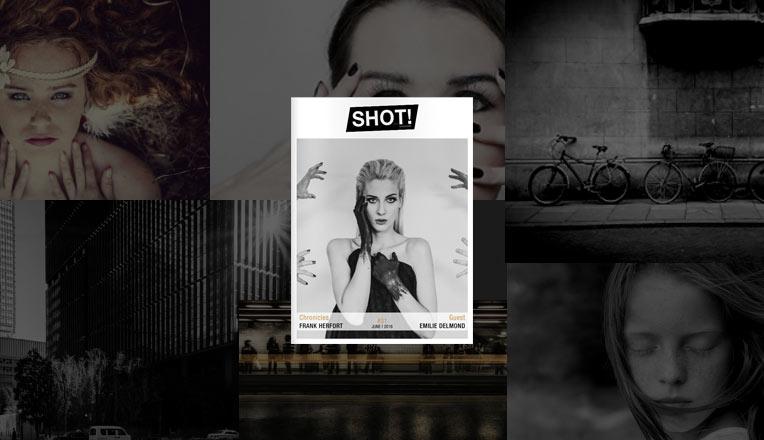 Το Νέο Τεύχος του SHOT! Magazine ειναι Online