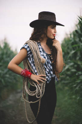 the-cowgirl