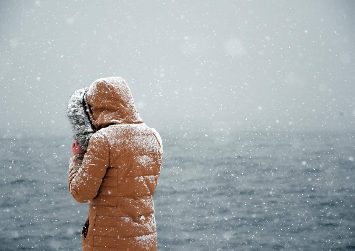 Δες εντυπωσιακές φωτογραφίες από το πρώτο φωτογραφικό project με θέμα την Χιονισμένη Ελλάδα