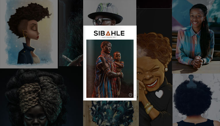 Sibahle Magazine Issue #03 The Queens Issue