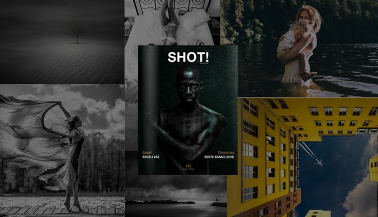 Το Τεύχος του SHOT! Magazine του Ιουλίου ειναι online!