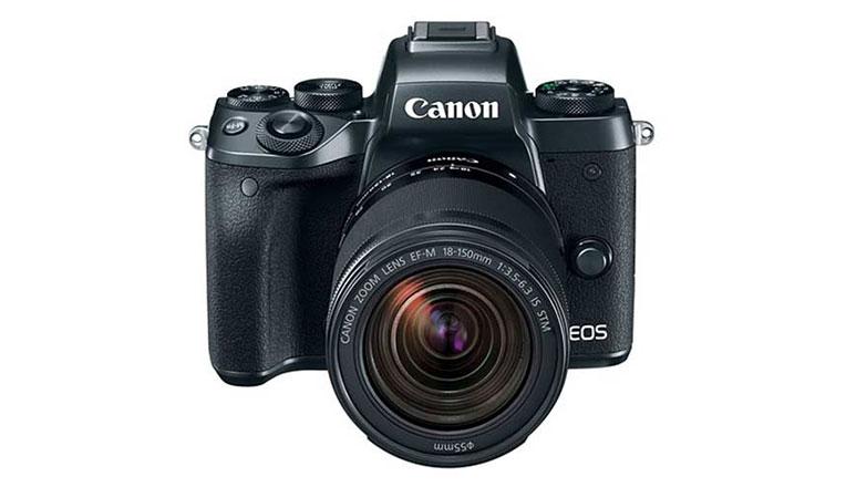 Νέα Mirrorless της Canon, Canon EOS M5 με σύστημα σταθεροποίης 5 αξόνων!