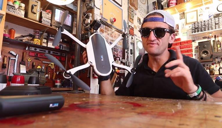 Θέλεις να δείς το Karma Drone από την GoPro σε πτήση;