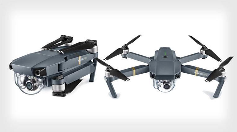 DJI Mavic PRO: Το νέο προσωπικό drone με απίστευτες δυνατότητες!