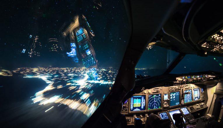Δείτε πως ειναι ο κόσμος από τα 38.000 πόδια με την ματιά ενός πιλότου!