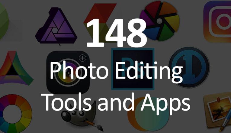 148 διαφορετικά εργαλεία επεξεργασία φωτογραφίας είναι τώρα διαθέσιμα σε μία και μόνο λίστα!