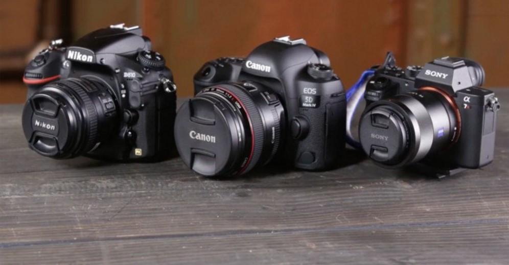 Τεστ ποιότητας ανάμεσα σε Canon 5D Mark IV, Nikon D810 και Sony A7R II
