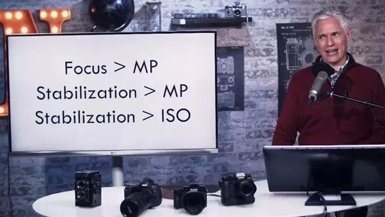 Μήπως τα συγκριτικά τεστ φωτογραφικού εξοπλισμού είναι αναξιόπιστα;