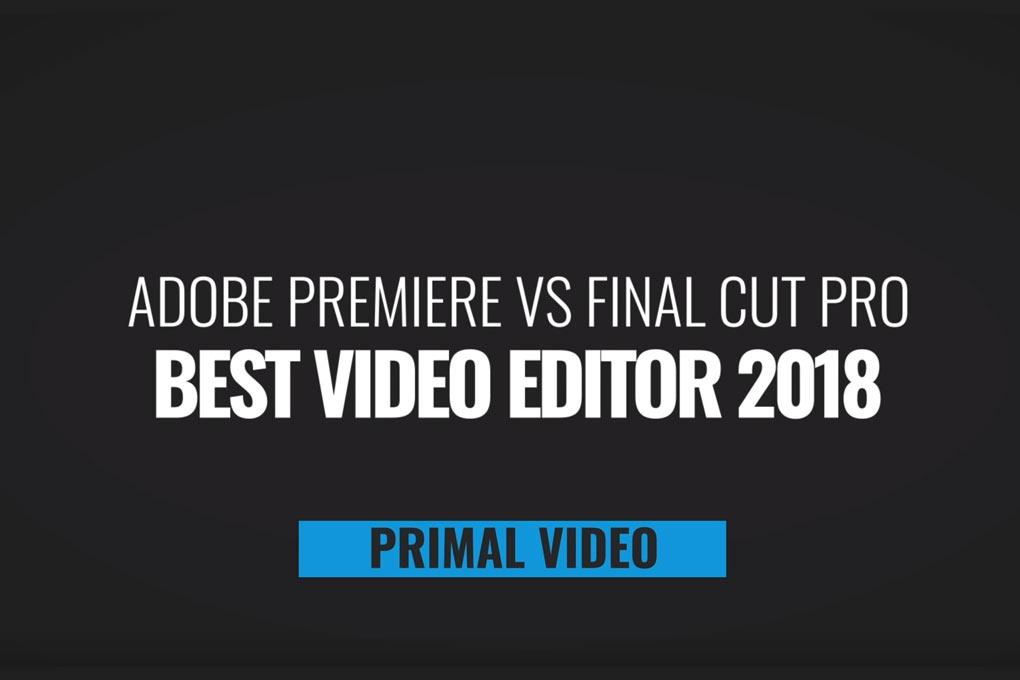 PREMIERE PRO VS FINAL CUT PRO: ΠΟΙΟ ΕΙΝΑΙ ΤΟ ΑΠΟΛΥΤΟ ΠΡΟΓΡΑΜΜΑ VIDEO EDITING;